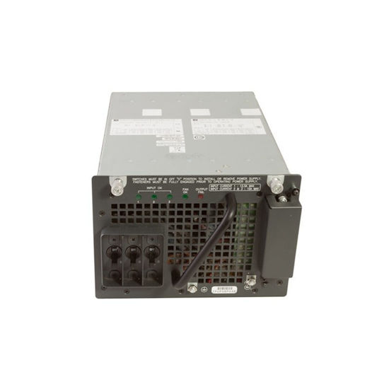Picture of Cisco Catalyst 4500 PWR-C45-1400DC C4500 1400W DC Triple Input SP Power Supply