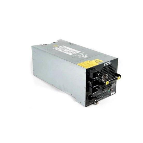Picture of Cisco Enhanced AC Power Supply - Hot-Plug / Redundant - 8700 Watt