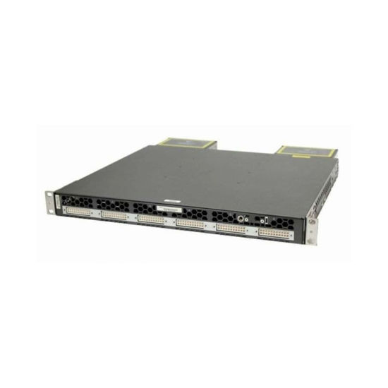 Picture of Cisco Redundant Power System 2300 and Blower Power Supply