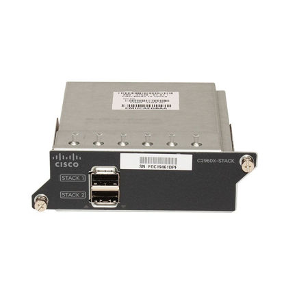 Picture of Cisco Catalyst 2960-X FlexStack Plus Stacking Module