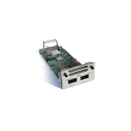 Picture of Cisco Catalyst 9200 C9200-NM-2Q Network Module