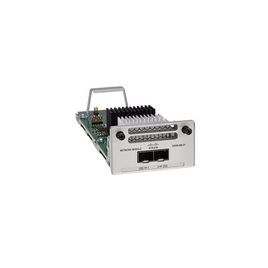 Picture of Cisco Catalyst 9300 2 x 25G Network Module