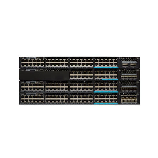 Picture of Cisco Catalyst 3650-8X24PD- WS-C3650-8X24PD-L Switch
