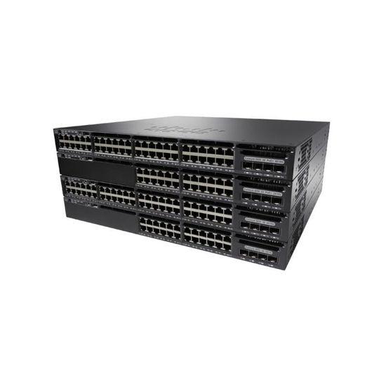 Picture of CiscoCatalyst 3650-48FQM-E WS-C3650-48FQM-E Switch