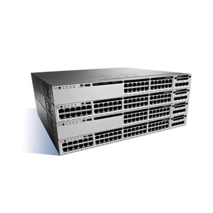 Picture of Cisco Catalyst 3850-24P-E WS-C3850-24P-E Switch
