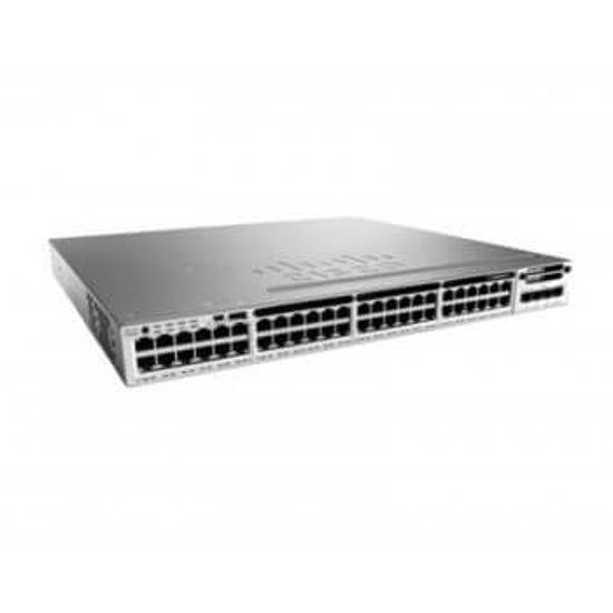 Picture of Cisco Catalyst 3850-24U-E WS-C3850-24U-E Switch