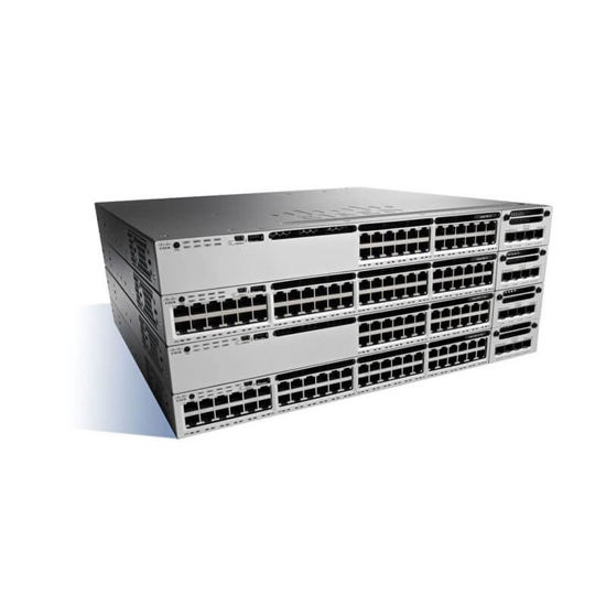 Picture of Cisco Catalyst 3850-24XU-S WS-C3850-24XU-S Switch