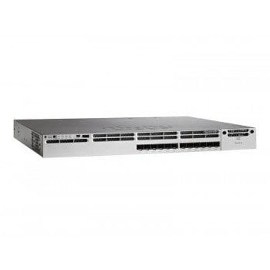 Picture of Cisco Catalyst 3850-12S-S WS-C3850-12S-S Switch