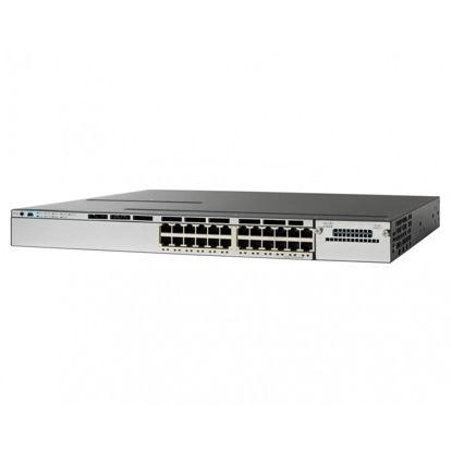 Picture of Cisco Catalyst 3850-24XS-E WS-C3850-24XS-E Switch