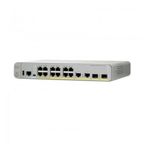 Picture of Cisco Catalyst 3560CX-12PC-S WS-C3560CX-12PC-S Switch