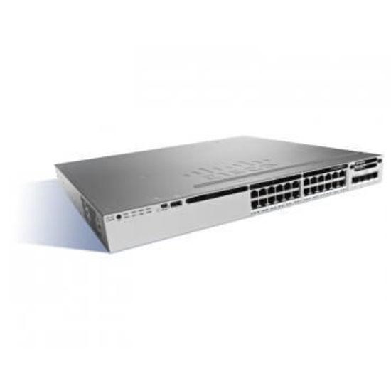 Picture of Cisco Catalyst 3850-24T-E WS-C3850-24T-E Switch