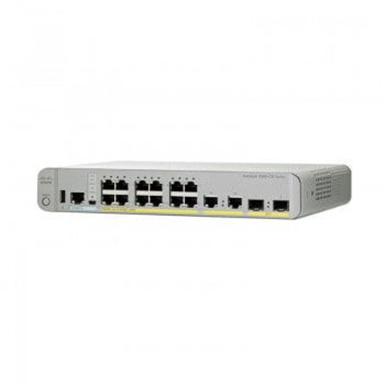 Picture of Cisco Catalyst 3560CX-12PD-S WS-C3560CX-12PD-S Switch