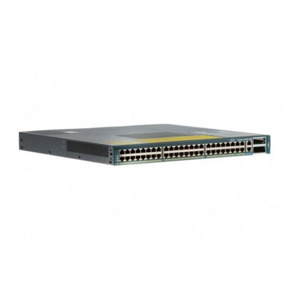Picture of Cisco Catalyst X4908-10GE WS-X4908-10GE Line Card