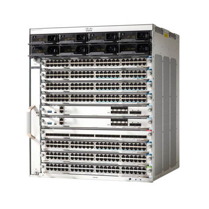 Picture of Cisco Catalyst 9400 Series 10 slot chassis C9410R