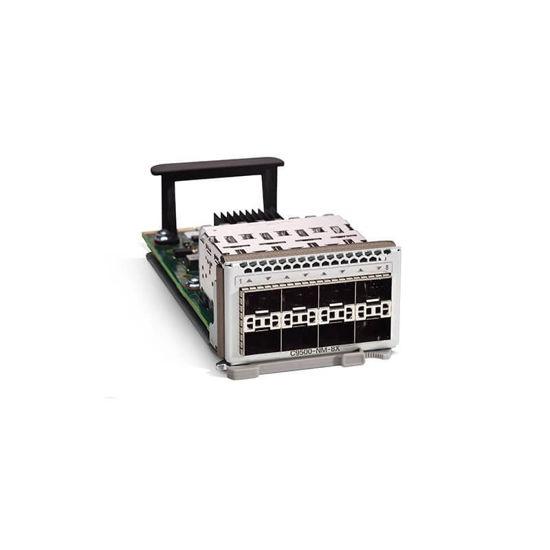 Picture of Cisco Catalyst 9500 C9500-NM-8X Network Module
