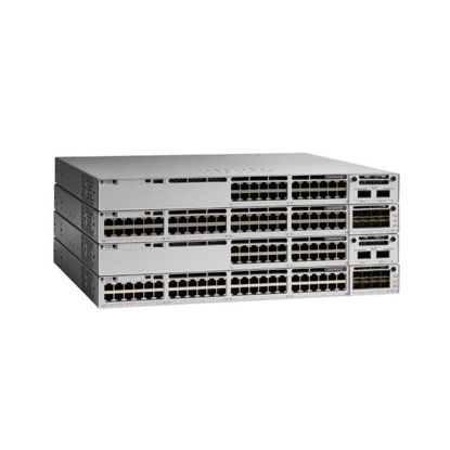 Picture of Cisco Catalyst 9300L-24T-4G-E C9300L-24T-4G-E Switch