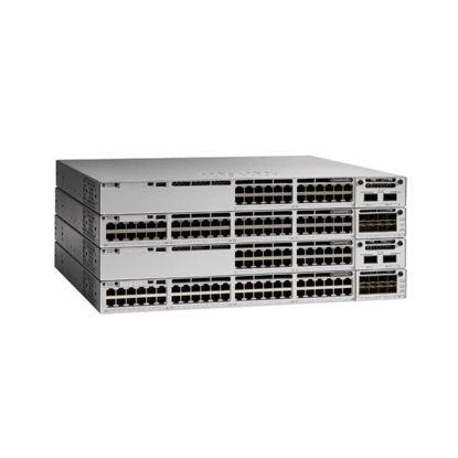 Picture of Cisco Catalyst 9300L-24P-4X-E C9300L-24P-4X-E Switch