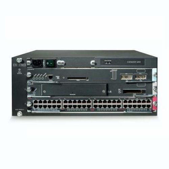 Picture of Cisco Catalyst 6503-E WS-C6503-E Switch Chassis