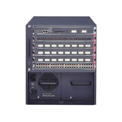 Picture of Cisco Catalyst 6506-E WS-C6506-E Switch Chassis