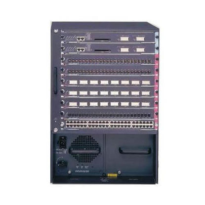 Picture of Cisco Catalyst 6509-E WS-C6509-E Switch Chassis