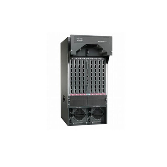 Picture of Cisco Catalyst 6509-V-E WS-C6509-V-E Switch Chassis
