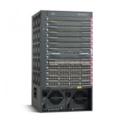 Picture of Cisco Catalyst 6513-E WS-C6513-E Switch Chassis