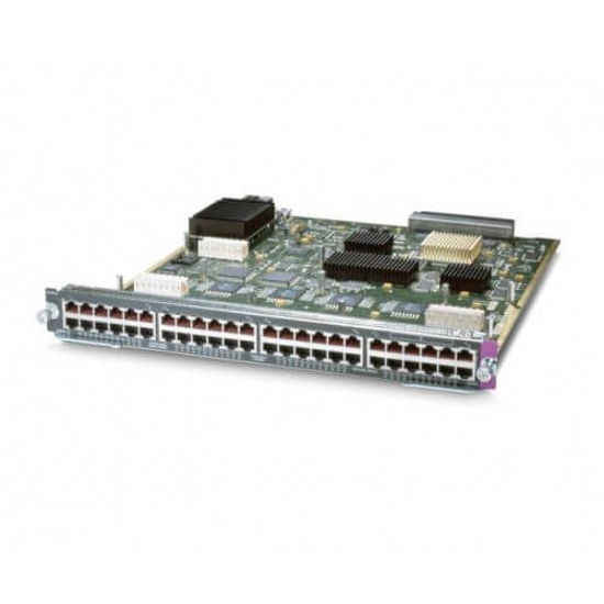 Picture of Cisco Catalyst WS-X6148-GE-45AF Line Card