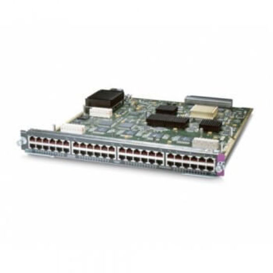 Picture of Cisco Catalyst 6500 WS-X6148A-GE-TX Line Card