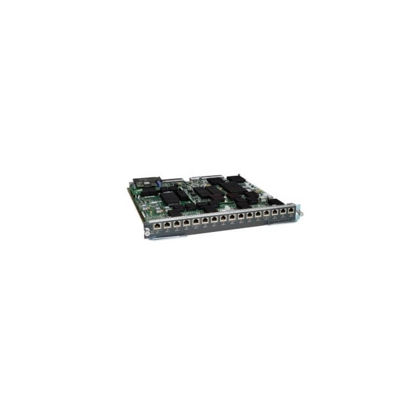 Picture of Cisco Catalyst 6500 10 Gigabit Ethernet Module Equipped with DFC3C