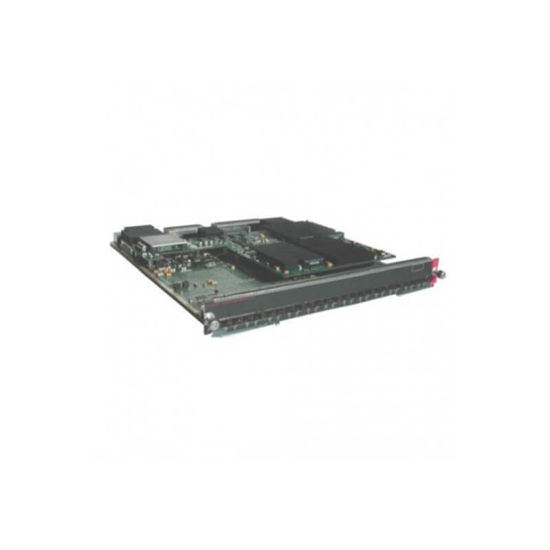 Picture of Cisco Catalyst 6824 WS-X6824-SFP-2T Ethernet Module