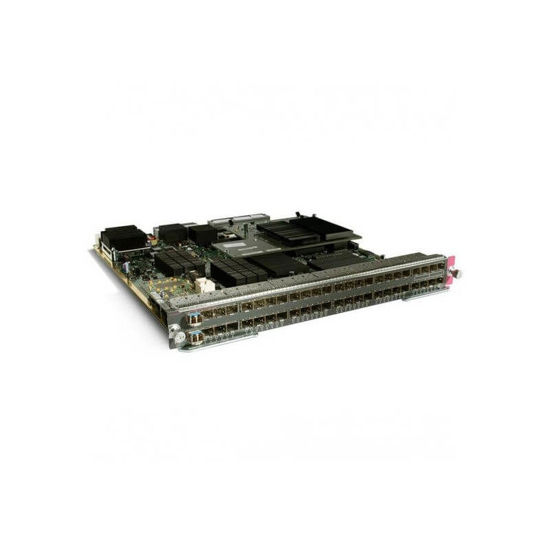 Picture of Cisco Catalyst 6848 WS-X6848-SFP-2T Ethernet Module