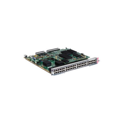 Picture of Cisco Catalyst 6848 WS-X6848-TX-2TXL Ethernet Module with DFC4 and DFC4XL