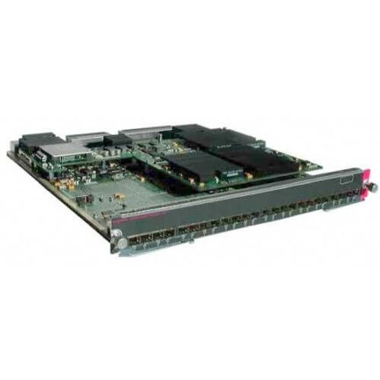 Picture of Cisco Catalyst 6724 WS-X6724-SFP Ethernet Module