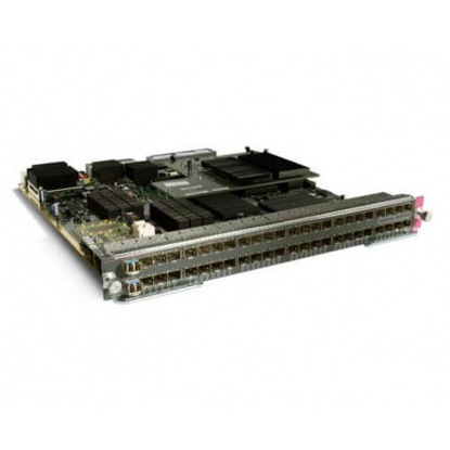 Picture of Cisco Catalyst X6748 WS-X6748-SFP Ethernet Module