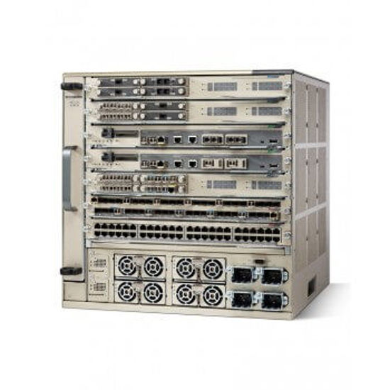 Picture of Cisco Catalyst 6807-XL C6807-XL Switch Chassis