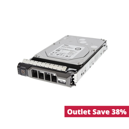"""Picture of Dell 4TB 7.2k rpm SAS 6G (3.5"""") Hard Drive  12GYY 012GYY (Outlet)"""