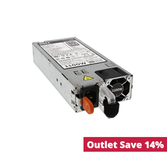 Picture of Dell PowerEdge 1100W Power Supply 38GYJ (Outlet)