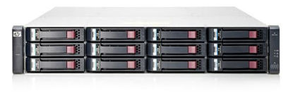 Picture of HP MSA 2040 LFF Chassis C8R14A