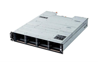 Picture of Dell PowerVault MD1200 2x SAS Controllers 2x PSU 12LFF Storage Array U648KC6