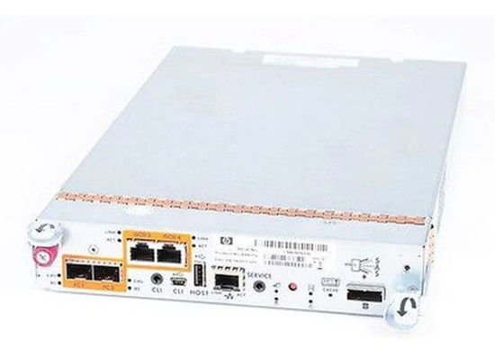 Picture of HP StorageWorks P2000 G3 FC/iSCSI Combo Modular Smart Array Controller AP837A