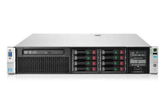 Picture of HP DL380p Gen8 2x Heatsink 6x Fan 0GB P420i/ZM 0PSU DVD 8SFF 2u Rack Server 653200-B21C1