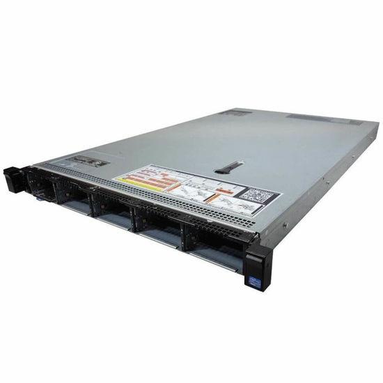 Picture of Dell R620 2x Heatsink 7x Fan 0GB NO-CNTRL 0PSU 10SFF 1U Rack Server 09N87C2