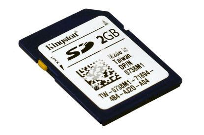 Picture of Dell 2GB iDrac 6 vFlash SD Card 738M1