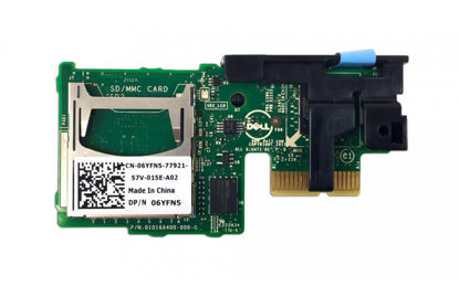 Picture of Dell PowerEdge R620 R720 SD Card Module Reader 6YFN5