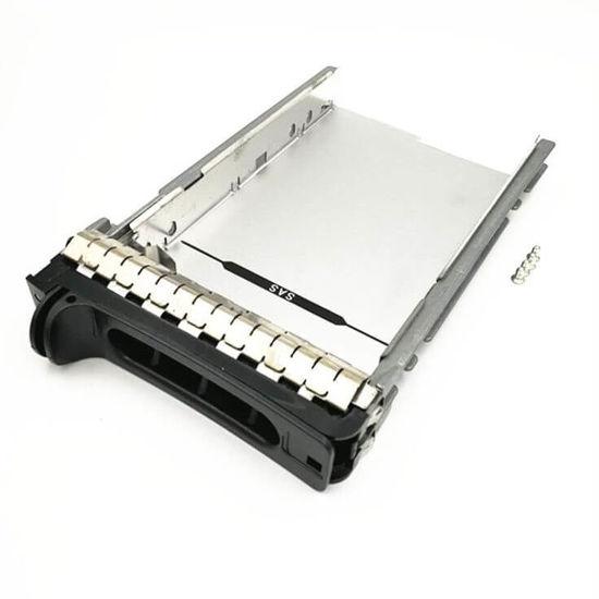 """Picture of Dell SAS/SATA 3.5"""" PE1900/2900/1950/2950 Hard Drive Caddy D981C"""