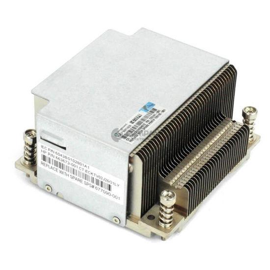 Picture of HP ProLiant DL380e Gen8 LFF Screw Down Heatsink 677090-001