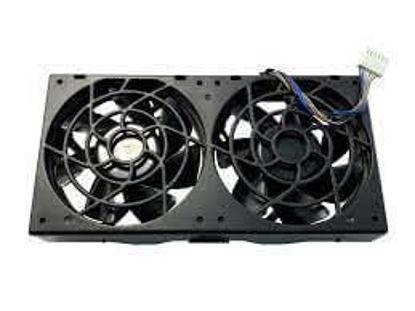 Picture of HP Z600 Workstation Dual Rear Fan Assembly 508064-001