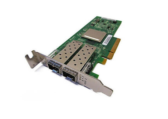 Picture of Dell 16GB SFP+ Dual Port Fiber Channel Host Bus Adapter-Low Profile 3PCN3L