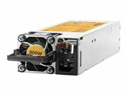 Picture of HPE 800W Flex Slot Platinum Hot Plug Power Supply Kit 720479-B21