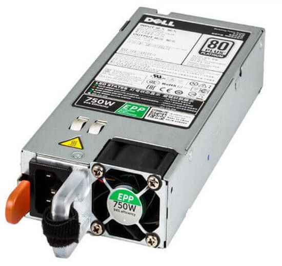 Picture of Dell R630/R730/R730XD T430/T630 750W Platinum Power Supply 5RHVV